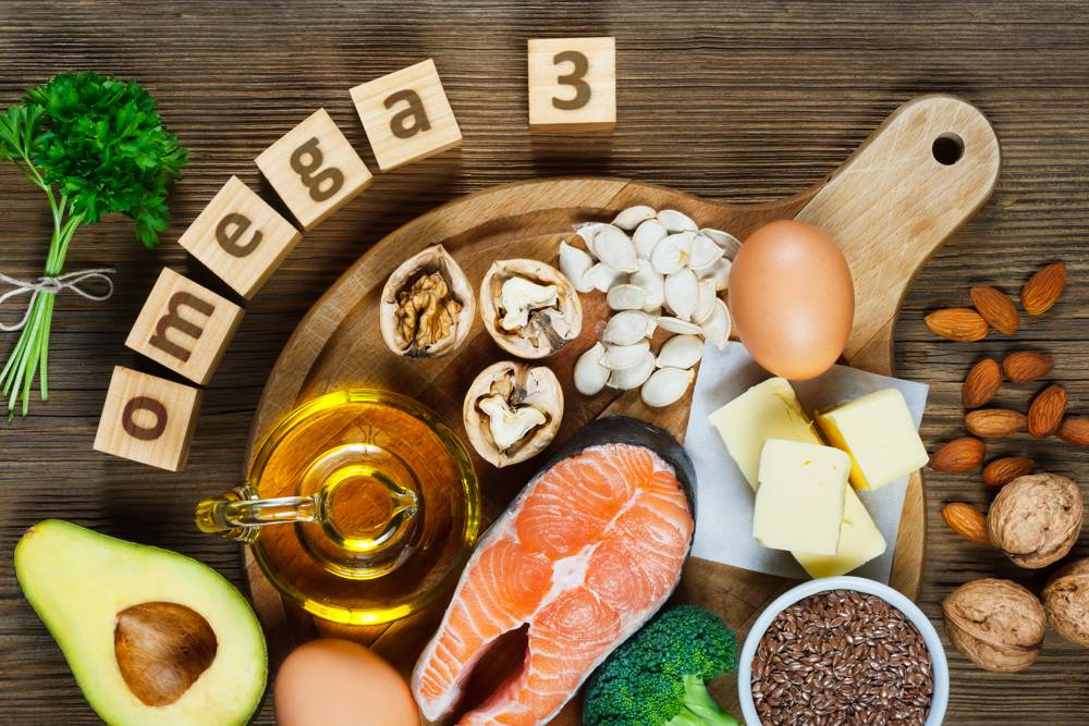 Omega 3 Nutrition Benefits