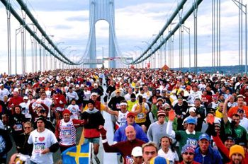 Is running a marathon really dangerous for your health?